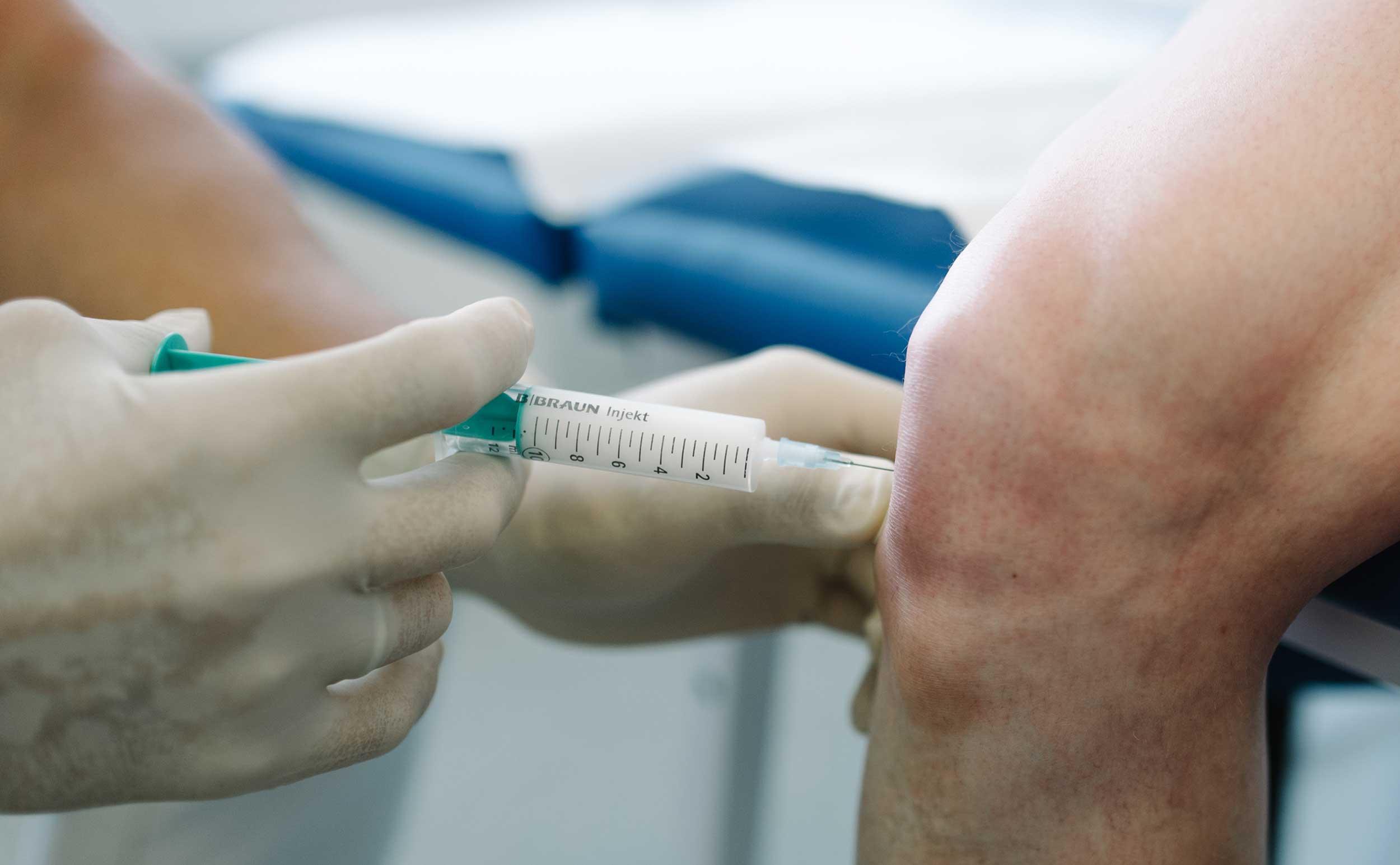 Injektionsverfahren